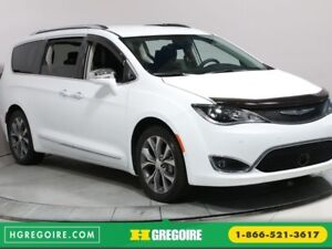 2018 Chrysler Pacifica Limited CUIR BLUETHOOT NAVIGATION CAMERA