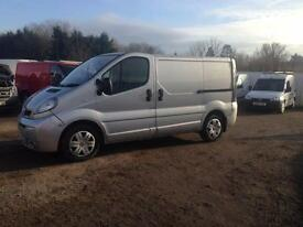 Vauxhall Vivaro 2700 Sportive DTI SWB 1 Owner, Very well looked after