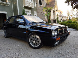 1991 Lancia Delta Integrale HF AWD 16V Turbo
