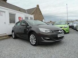 2013 (13) Vauxhall Astra Elite 1.6i 16v VVT ( 115 bhp )