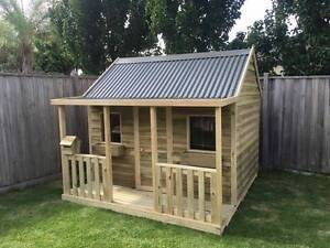 Country Cubbies - Country Cottage - Kids Outdoor Cubby House Pakenham Cardinia Area Preview