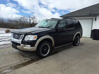 2009 Ford Explorer Eddie Bauer 4x4 Loaded *stock rims included*