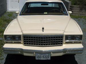 1980 Chevrolet Monte Carlo 2 door Coupe
