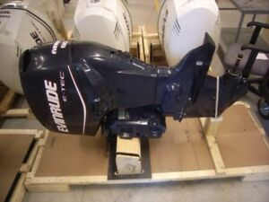 "2009 - 90hp Evinrude Etec 20"" shaft"