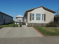 MOBILE HOME FOR SALE OPEN HOUSE May 23/  12-4 and May 24  1-5