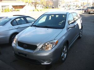 2005 Toyota Matrix Hatchback CERTIFIED E-TESTED!!!!!!