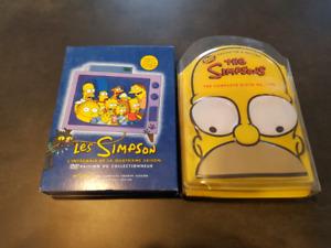 Coffret des Simpson