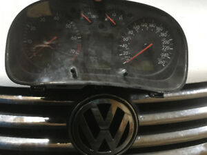 Volkswagen Cluster. 2004-2009. Asking: 100$