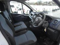 Vauxhall Vivaro 2900 1.6Cdti 115Ps H1 Doublecab DIESEL MANUAL WHITE (2015)