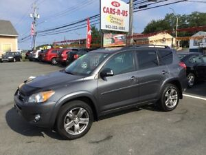 2009 Toyota RAV4 4x4 Sport  FREE 1 YEAR PREMIUM WARRANTY INCLUDE
