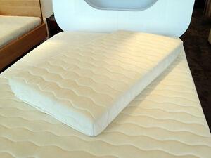 BNWT High End Sleeptek Organic Crib Mattress Retail$450 Save$100 Strathcona County Edmonton Area image 2