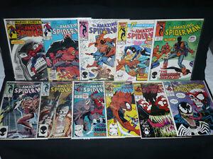 AMAZING SPIDER-MAN COMICS!!!