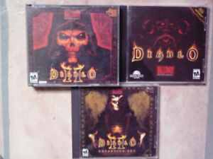 PC Game Bundle - Diablo