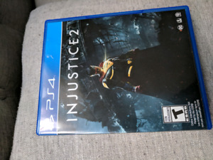 INJUSTICE 2 for PLAYSTATION