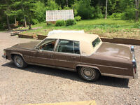 Cadillac Fleetwood Brougham 1980