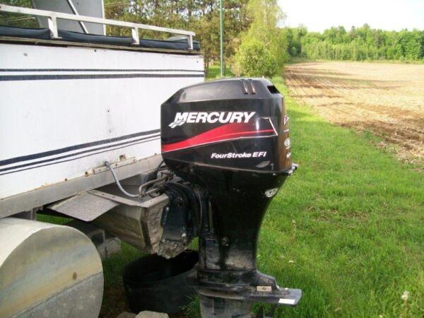 Used 2004 Mercury 60hp