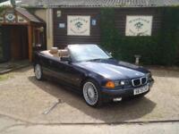 BMW 328 2.8i auto i Cabriolet