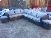 New Rattan Garden Furniture