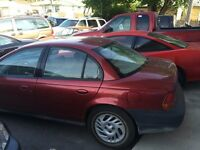 1998 Saturn SL2 ~ SAFETIED AND READY TO GO!!