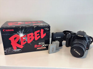 Canon Rebel XSi Camera