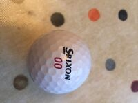 Srixon Z Star Mint Pearl condition £15/doz