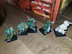 Warhammer fantasy armée orc orque
