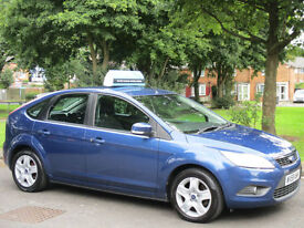 Ford Focus 1.6 ( 100ps ) 2009 Style