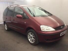FORD GALAXY 1.9TD ZETEC..7 SEATER..12 MONTHS MOT..HISTORY..LOOKS+DRIVES GOOD