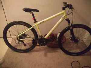 Norco Indie 3 2015 *glows in the dark* neon green