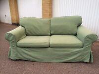 IKEA EKTORP Two seat sofa free London delivery