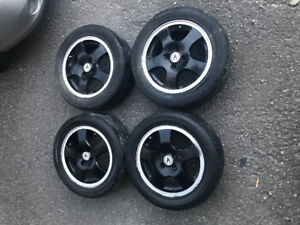 4 mags rims roues 15 po 4x100