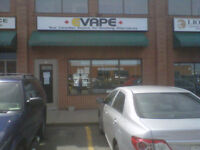 Career opportunity in Newmarket Vape Store