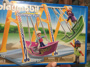 Playmobil Summerside fun