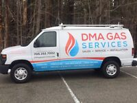 Furnace repairs, furnace cleaning? Gas line hook up? Call us