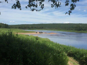 Lease land with small cottage North West Gander River