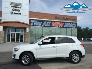 2015 Mitsubishi RVR SE AWC  AWD, HEATED SEATS, BLUETOOTH, CARPRO