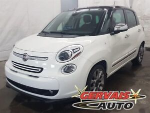 Fiat 500 L Lounge Cuir Toit Panoramique MAGS 2014