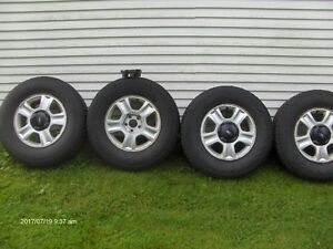 Tires and alloy rims for sale