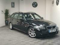 2010 BMW 3 Series 320d M Sport 5dr 1 OWNER+FULL SERVICE HISTORY ESTATE Diesel Ma