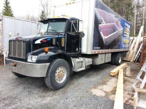 Camion cube Peterbilt