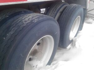 TRAILER TIRE'S AND RIMS