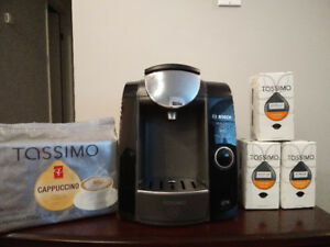 Like New Tassimo T47 Multi-beverage maker