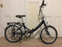 BEAUTIFUL KINGSTON FREEDOM FOLDING BIKE RRP £249.99