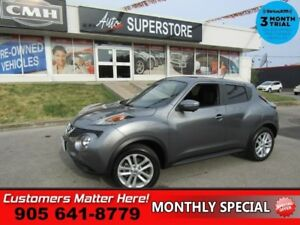 2015 Nissan Juke SV  AWD NAV LEATHER ROOF CAM HS ALLOYS