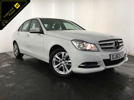 2013 63 MERCEDES C220 EXECUTIVE SE CDI DIESEL 1 OWNER FINANCE PX WELCOME