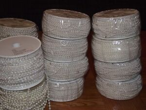 Bead and sequin trim spools (new) Stratford Kitchener Area image 3