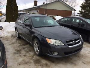 2009 Subaru Legacy 2.5i Familiale