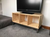 IKEA NORNÄS tv unit / storage bench