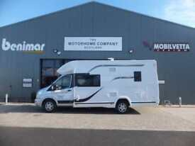 Benimar tessoro 486 Four Berth motorhome for sale 2018