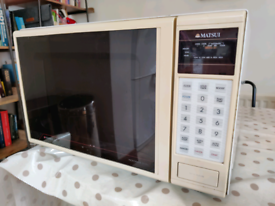 Free 1980s Matsui microwave prop